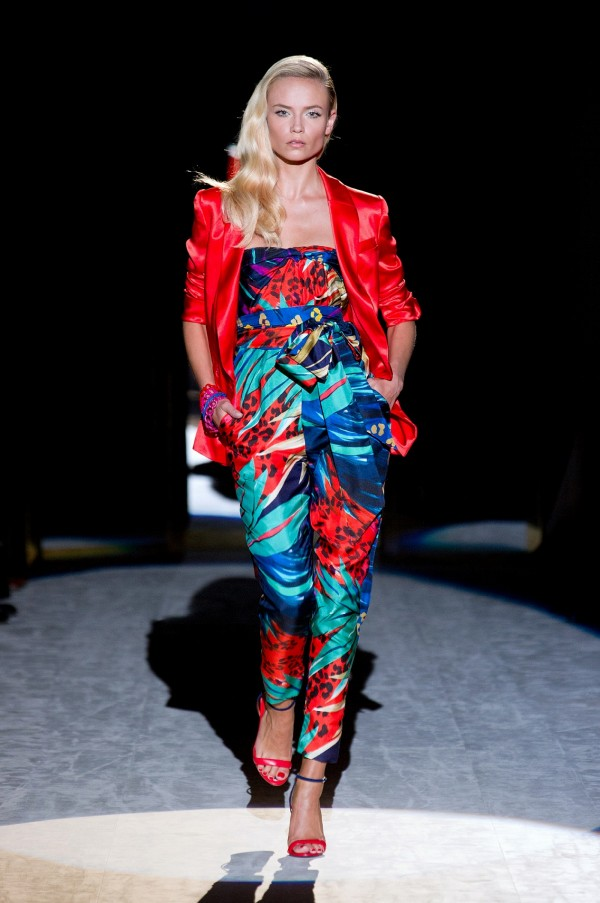 Salvatore Ferragamo Spring-Summer 2012 Women's Collection