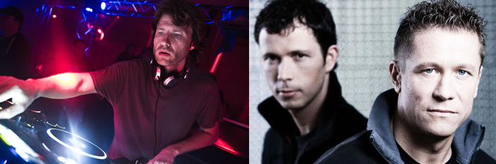 Hernan Cattaneo at B018 or Cosmic Gate at Palais Maillot…Which Are You Going to Choose?