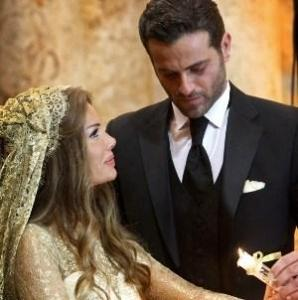 Nicole Saba and Youssef el Khal Finally Get Married