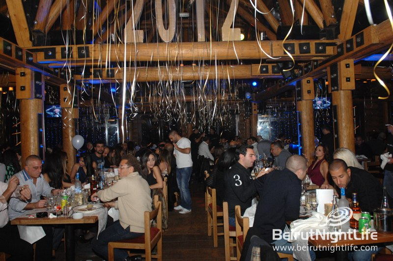 BNL Recaps the Epic NYE Extravaganza's All Over Lebanon! Bidding Farewell to 2011 and Welcoming 2012