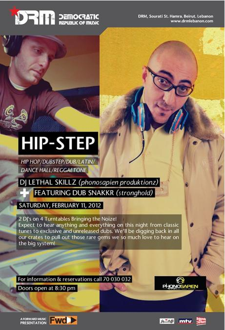 Hip-Step With Dj Lethal Skillz