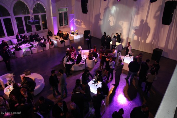Nuit Blanche Opening: A Gorgeous New Event Venue