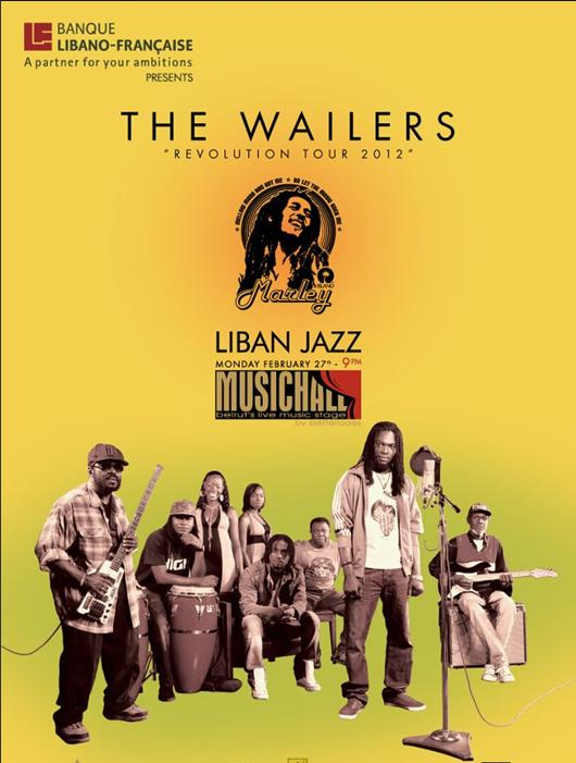 The Original Wailers Live At Music Hall
