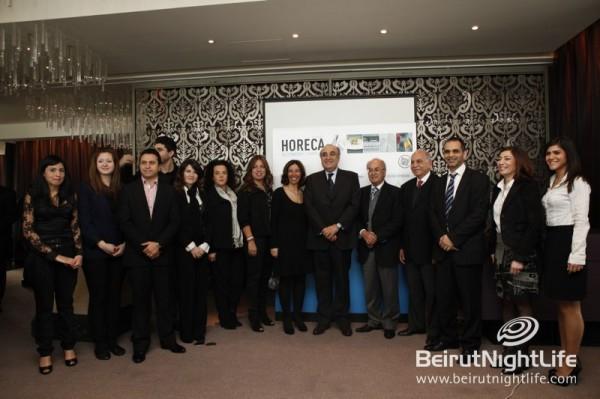 Horeca 2012 Press Conference