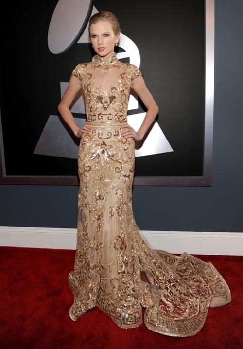 Grammy's 2012 Best Dressed: Lebanese Designers Shine!