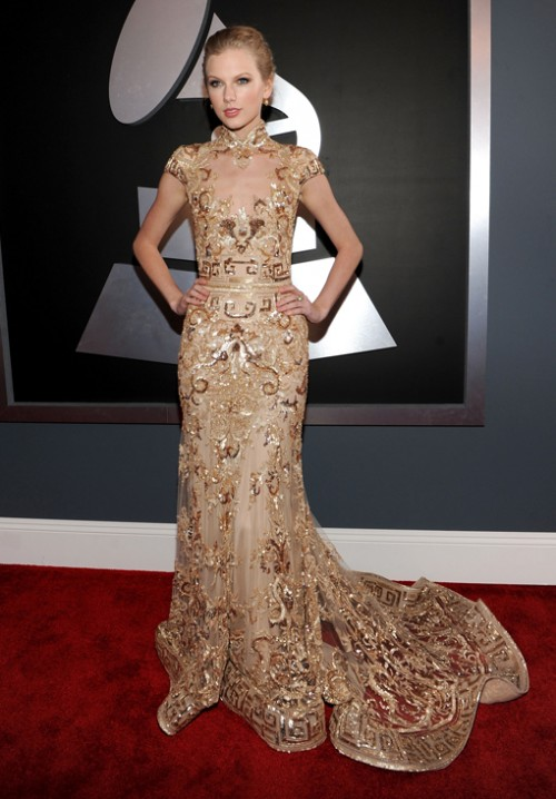 Grammy's 2012 Best Dressed: Lebanese Designers Shine!