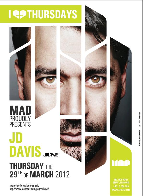 I Love Thursdays Featuring Jd Davis Live At Mad