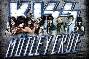 Legendary Rock Bands Kiss and Motley Crue will Share a Stage This Summer