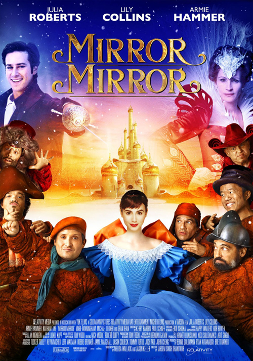 Win Your Free Tickets to the Opening of Mirror Mirror at Grand Cinemas!