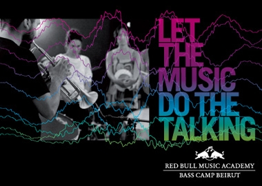 Red Bull Music Academy Bass Camp