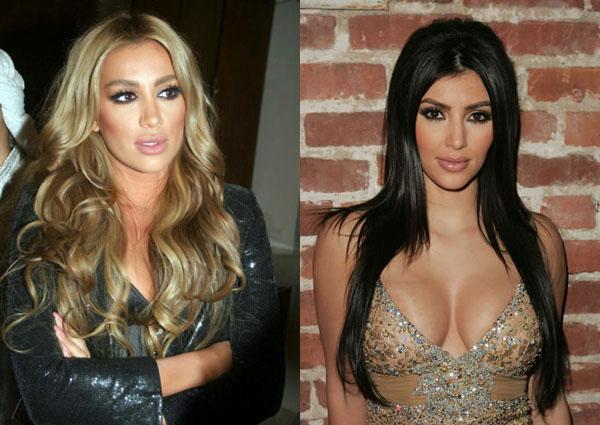 Maya Diab Versus Kim Kardashian