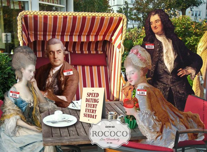 Speed Dating Event At Rococo