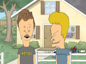 Beavis and Butt-Head are Back!