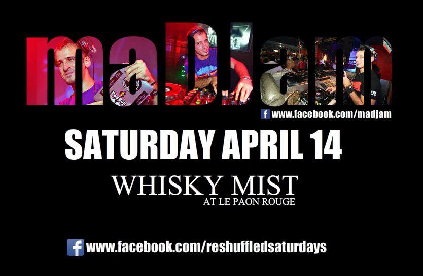 Madjam Live At Whisky Mist