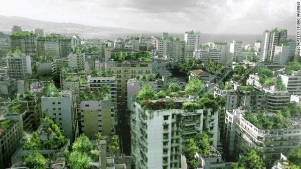 Could Beirut Become a Garden City?