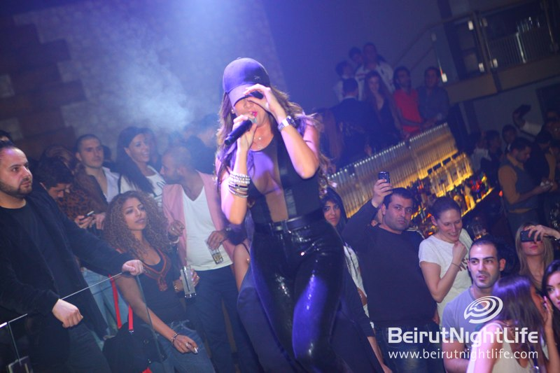 Nayer Gave Clubbers Everything at Palais