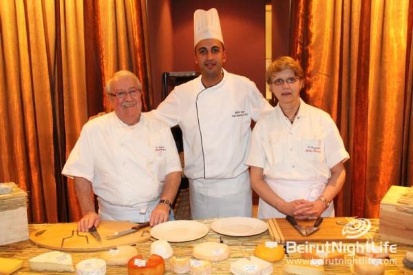 Maitre Claude Lauxerrois Takes Cheese Connoisseurs on a Gastronomic Journey at Eau de Vie