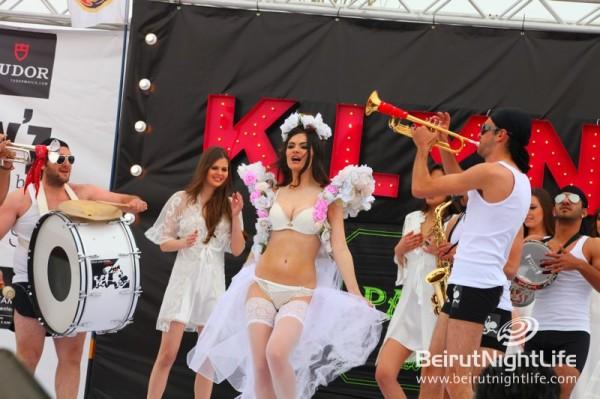 K Lynn Sexy Lingerie Fashion Show at Rikky'z