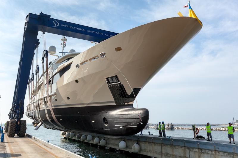 Belle Anna: A Tri-deck Superyacht by ISA