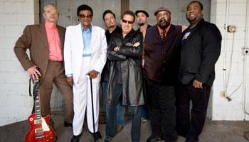 California All Star Blues Band At Zouk Mikael Festival