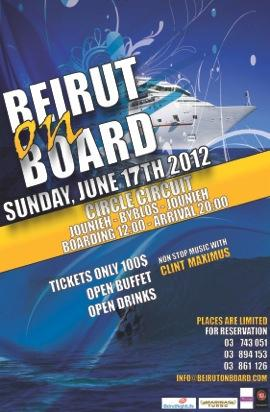Beirut On Board