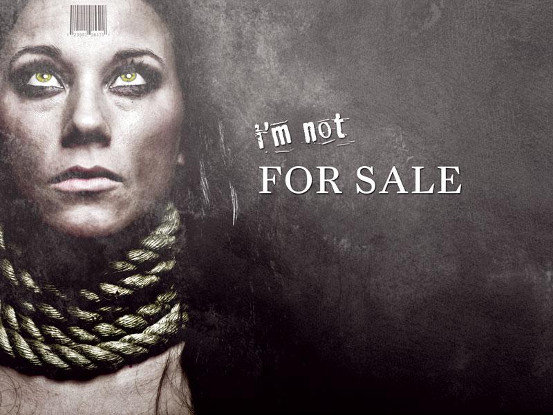 Stop Sex Trafficking!