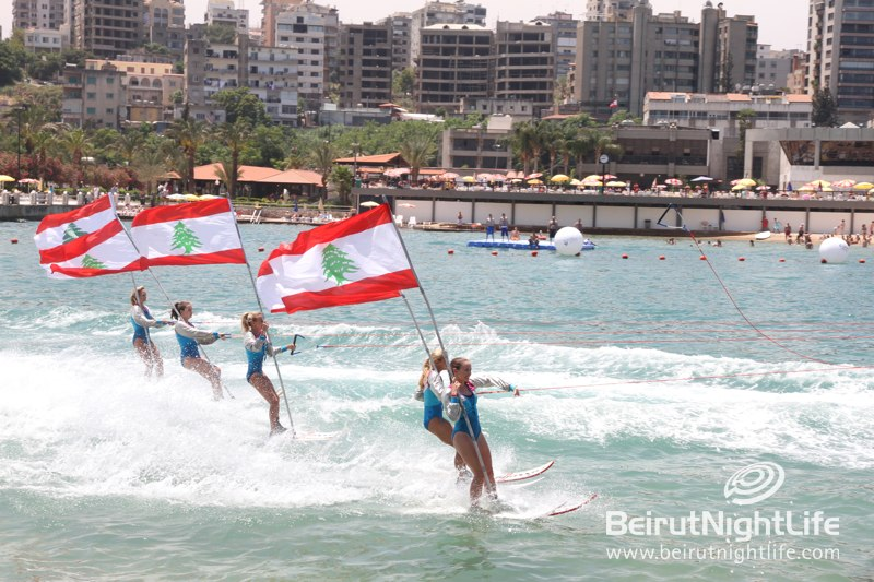 Flying High at Middle East's 1st Ever Wakeboard Championship