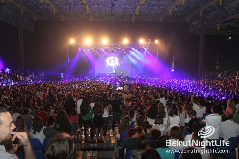 Incredible Wiz Khalifa in Lebanon!