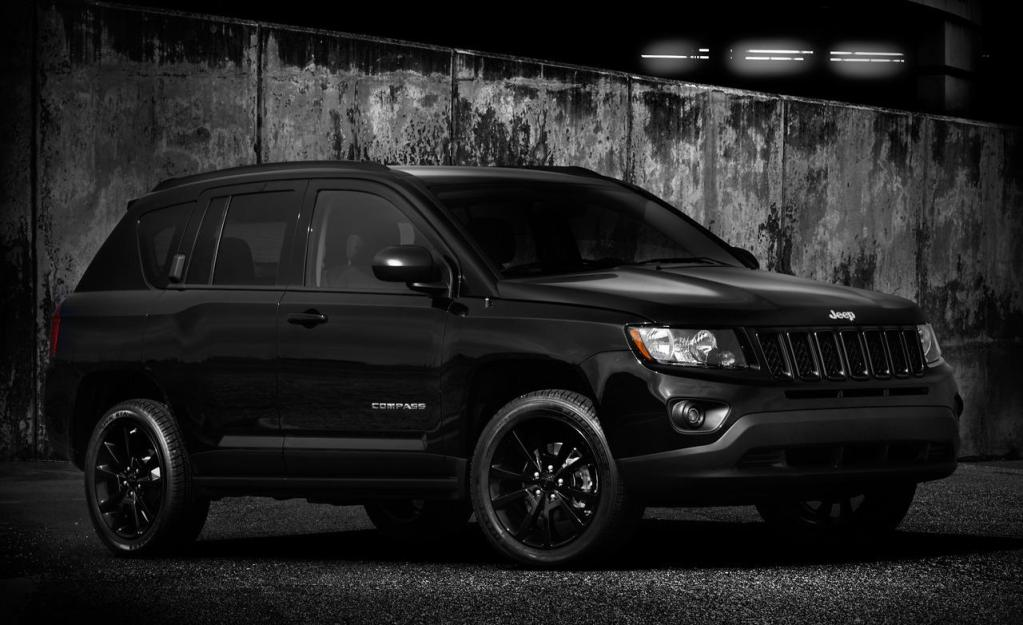 2012 Jeep® Compass – The Most Capable Compact SUV