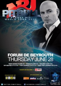 Here's Your One Chance to See PitBull, Don't Miss it!