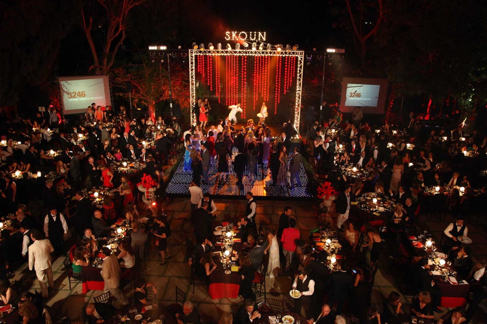 Cha Cha Cha: Skoun Heats up its 6th Annual Gala Dinner with a Night of Latin Rhythms