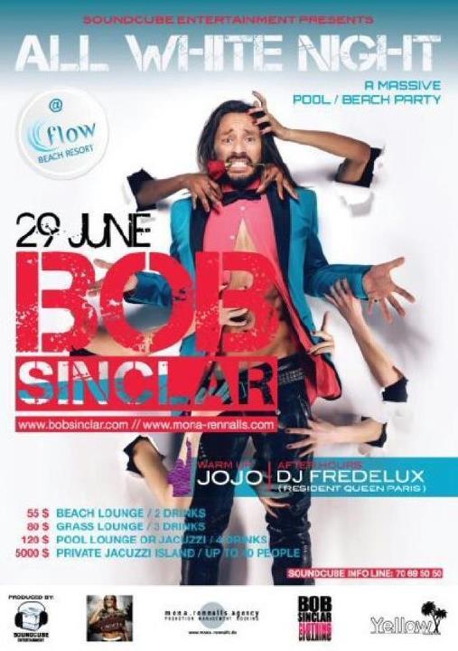 Bob Sinclar Live At C Flow
