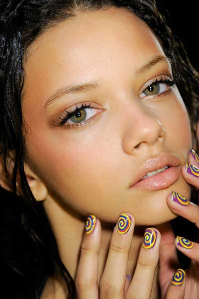 Nail Polish Trends for Fall 2012