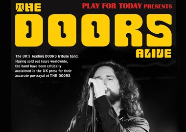 The Doors Alive At DRM