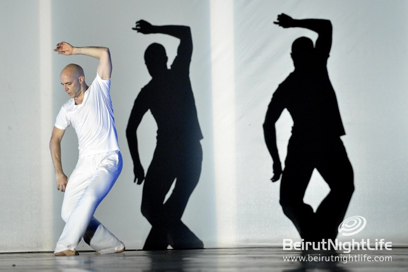Sylvie Guillem and Russel Maliphant at Beiteddine Festival 2012