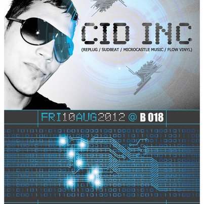 Gunther And Stamina Present CID INC At B018