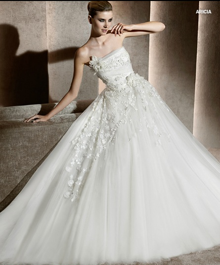 Elie by Elie Saab Wedding Gowns — 2012 Collection