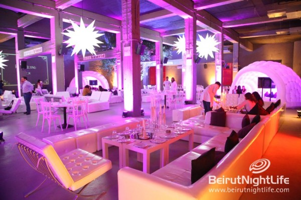 Sa7 Lab Ramadan Lounge -- Solea V