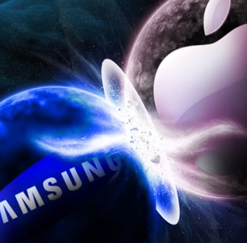 Samsung Pays Apple $1 Billion Sending 30 Trucks Full of 5 Cents Coins!!!