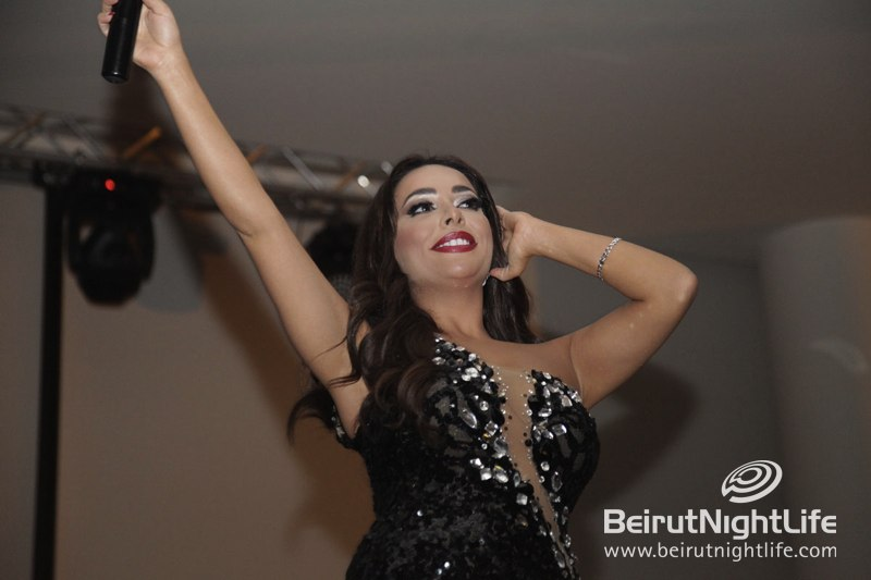 Sara Al Hani and Dina Hayek Live at K Room