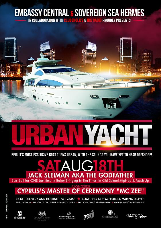 Urban Yacht Party