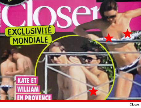 Kate Middleton Topless pics: Royal Fam FURIOUS, Threatening Legal Action