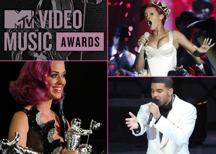 "Huge Night of Musical Firsts at the ""2012 MTV Video Music Awards"""