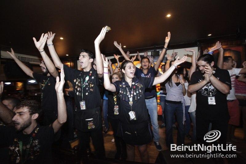 Beer and Wings Night at Hard Rock Cafe Beirut