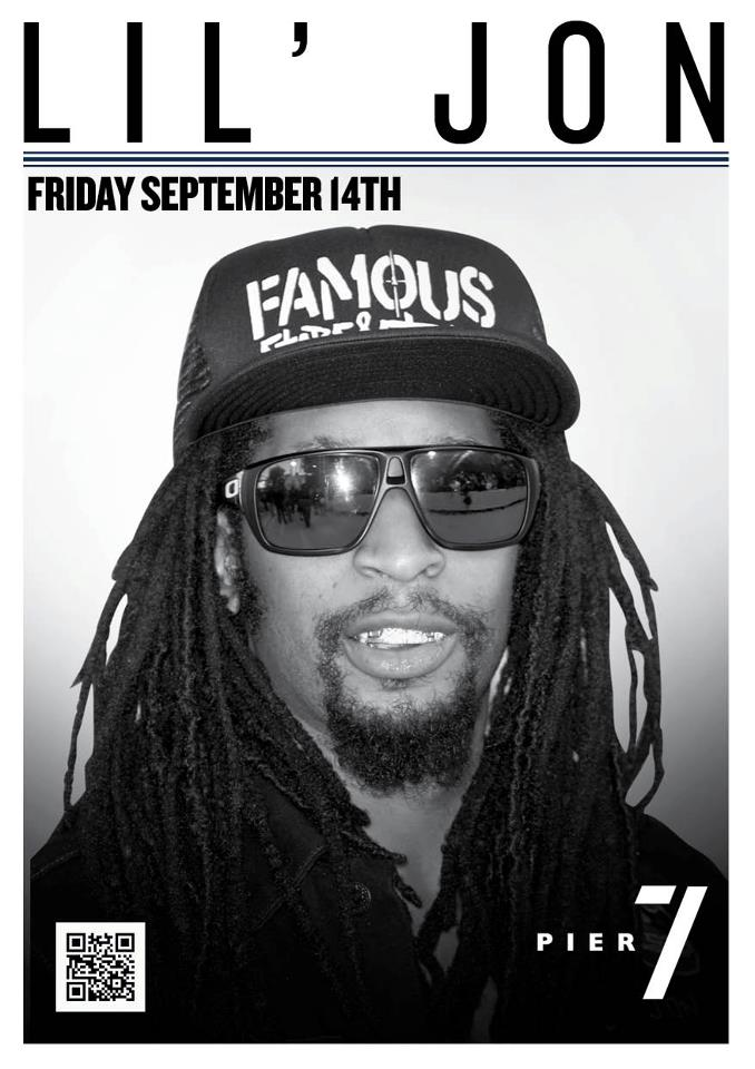 Lil ' Jon Live At Pier 7
