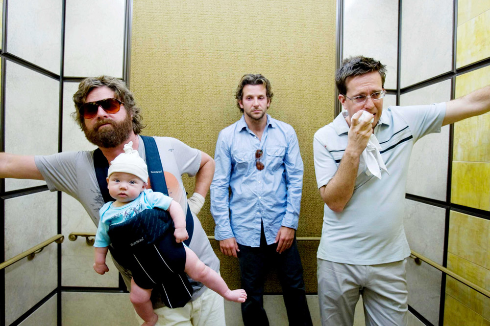 The Hangover Part III Production Begins