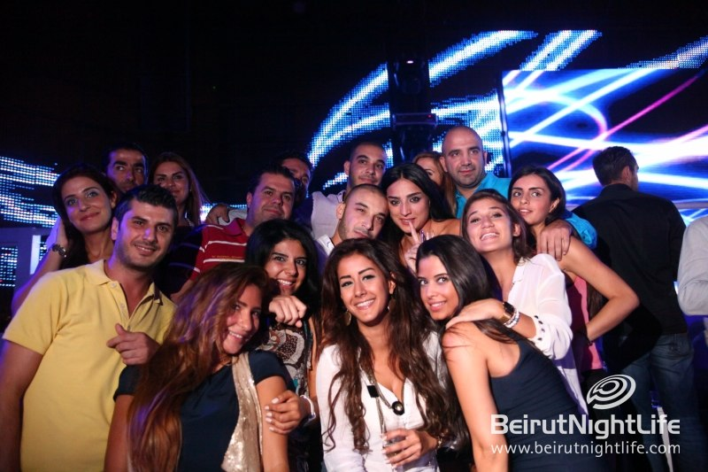 Project Club London with DJ Tariq at White Beirut