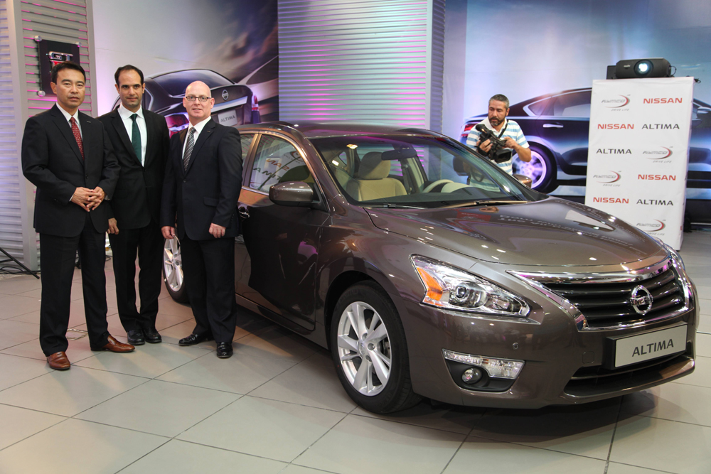 Rymco Unveils the All New Nissan Altima