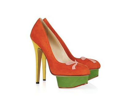 Color Block It: Your Top 5 Shoes this Fall