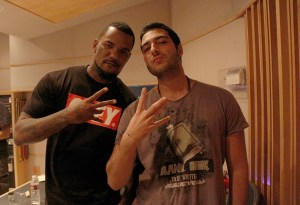 Living Large in Los Angeles! DJ Base Wraps Up 2012…